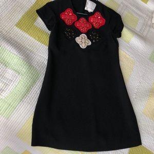 Black Shift Dress Size S